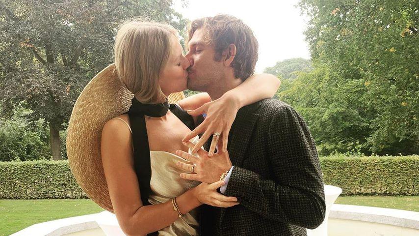 Toni Garrn und Alex sind verheiratet: Das ist ihre Lovestory