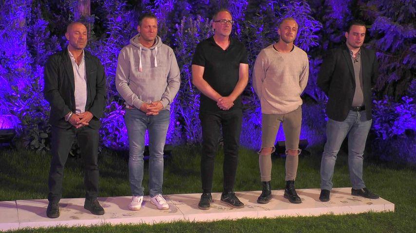 """Toni, Torsten, Kai, Mario und Thomas Mario bei """"Claudias House of Love"""""""