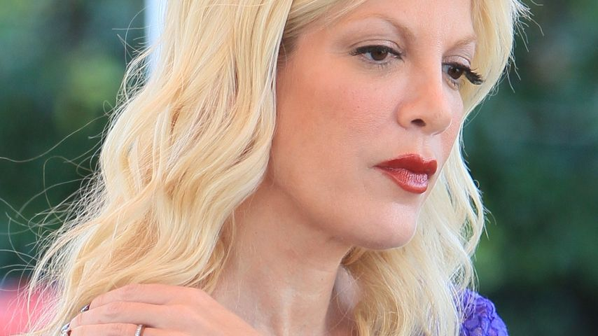 "Tori Spelling, Ex-""Beverly Hills 90210""-Star"