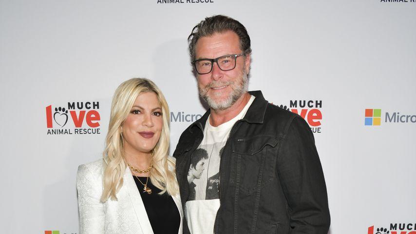 Tori Spelling und Dean McDermott im Oktober 2019
