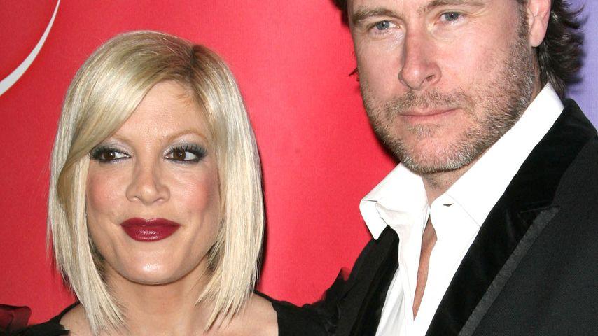 Dean hat genug: Tori Spelling zerstörte ihre Ehe