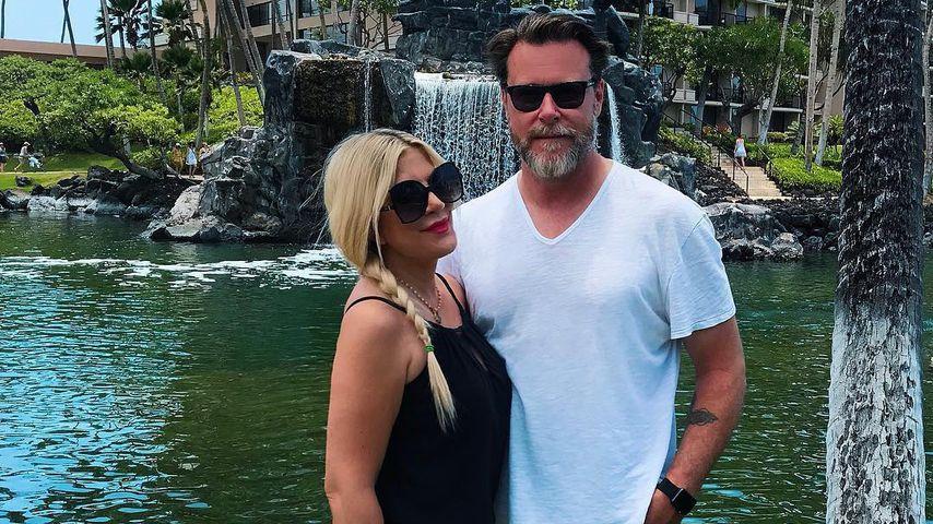 Tori Spelling und Ehemann Dean McDermott