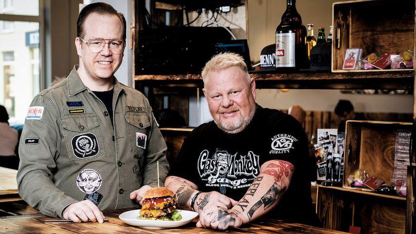 """Konkurrenz für Currywurst-Chris? TV-Show mit """"Pommeskönigen"""""""