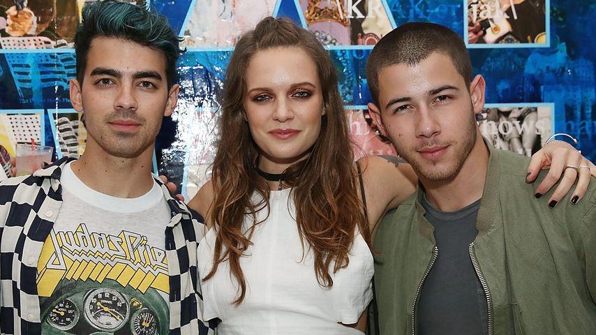 Nick Jonas, Joe Jonas und Tove Lo