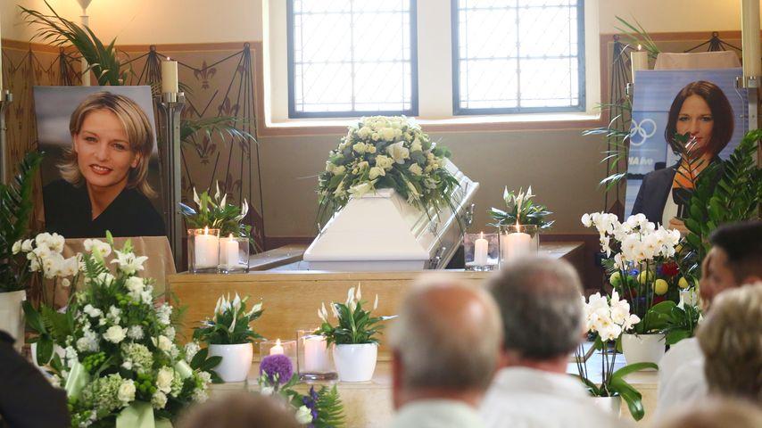 Trauerfeier für Jana Thiel in Cottbus