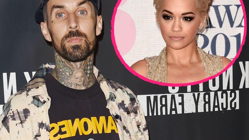 Nach Trennung: Hat Travis Barker seine Rita Ora nur benutzt?