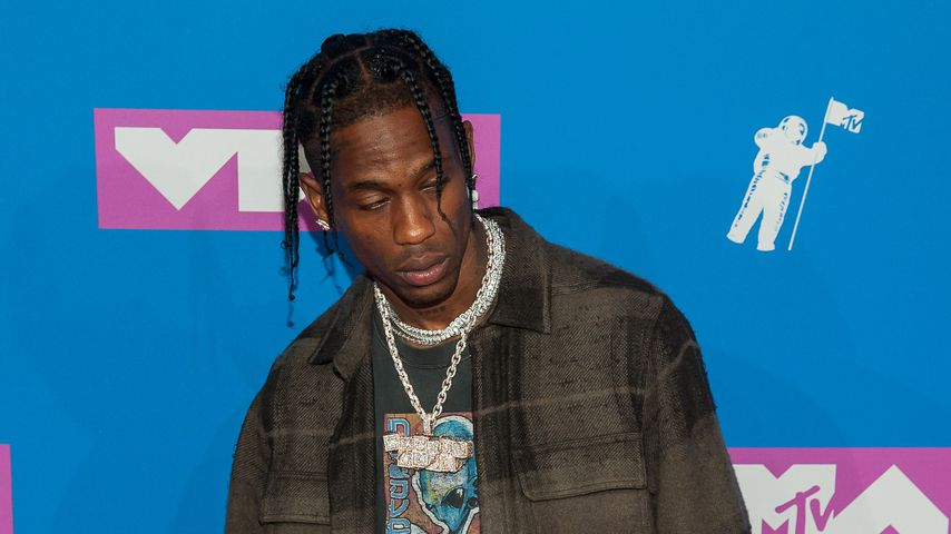Travis Scott, 2018 bei den MTV Video Music Awards