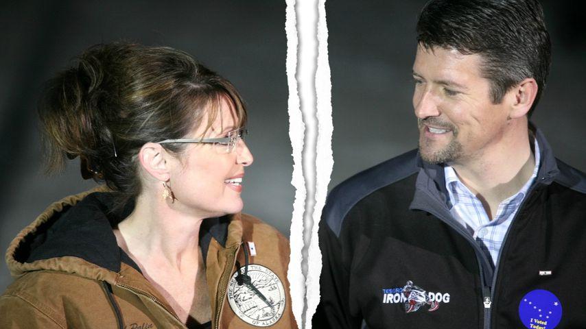 Nach 31 Jahren Ehe: Sarah Palins Mann reicht Scheidung ein!