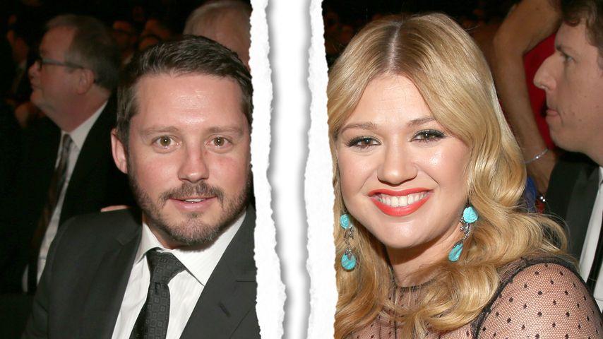 Nach sieben Jahren: Kelly Clarkson reicht die Scheidung ein