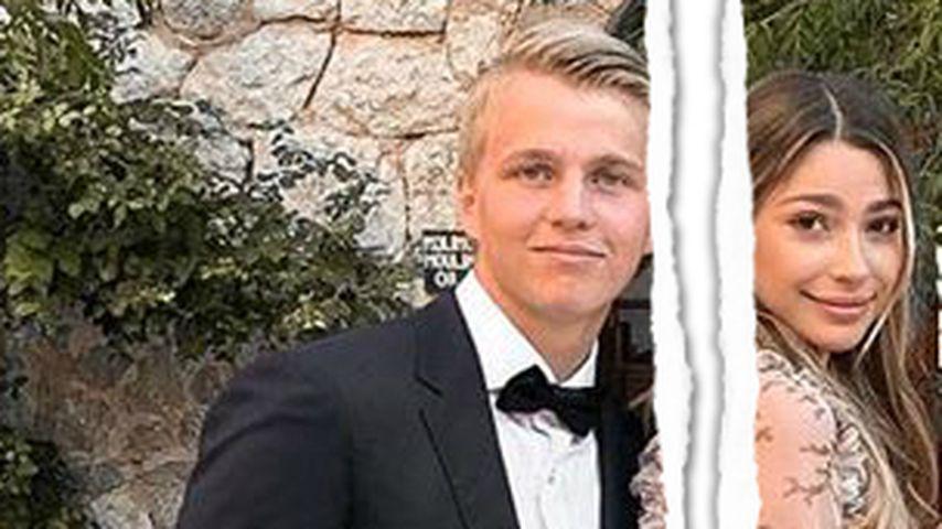 Tatsächlich: GNTM-Catharina und Felix Götze sind getrennt!