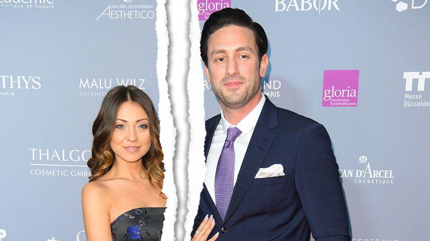 Gerüchte sind wahr: Alles aus bei Bachelor Daniel & Kristina
