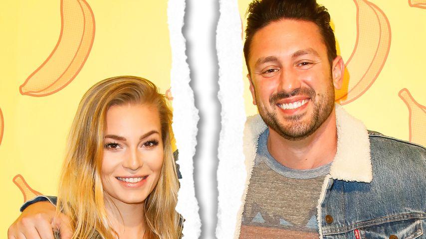 Trennung von Freundin Lisa:Ex-Bachelor Daniel Völz ist wieder solo