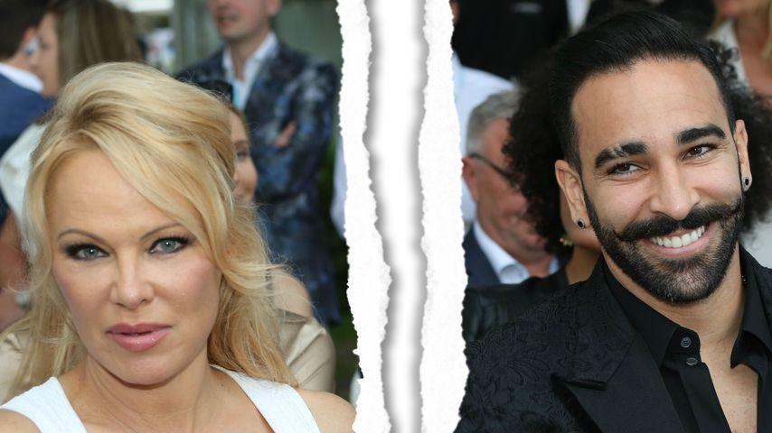 Pamela Anderson ist