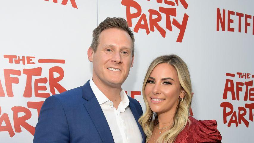Trevor Engelson und seine Frau Tracey Kurland