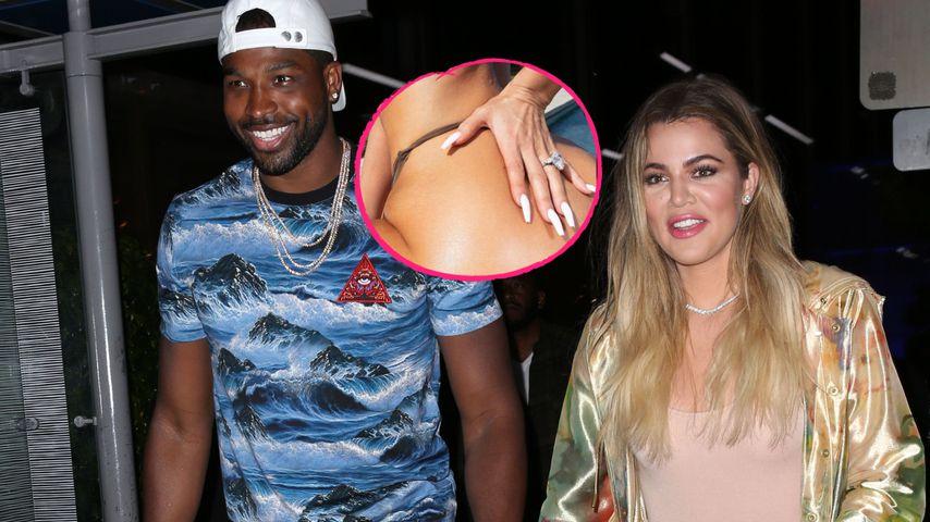 Liebes-Hammer: Khloé Kardashian und ihr Tristan sind verlobt