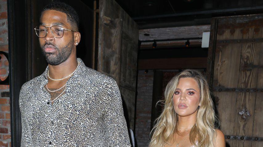 Sind Khloe Kardashian und ihr Ex Tristan wieder ein Paar?