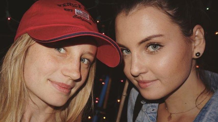 Trixi und Jennifer, GNTM-Kandidatinnen 2018