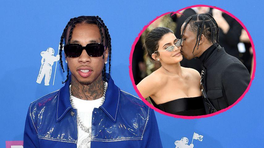 Ex Tyga eifersüchtig wegen Travis & Kylies Luxus-Liebesnest