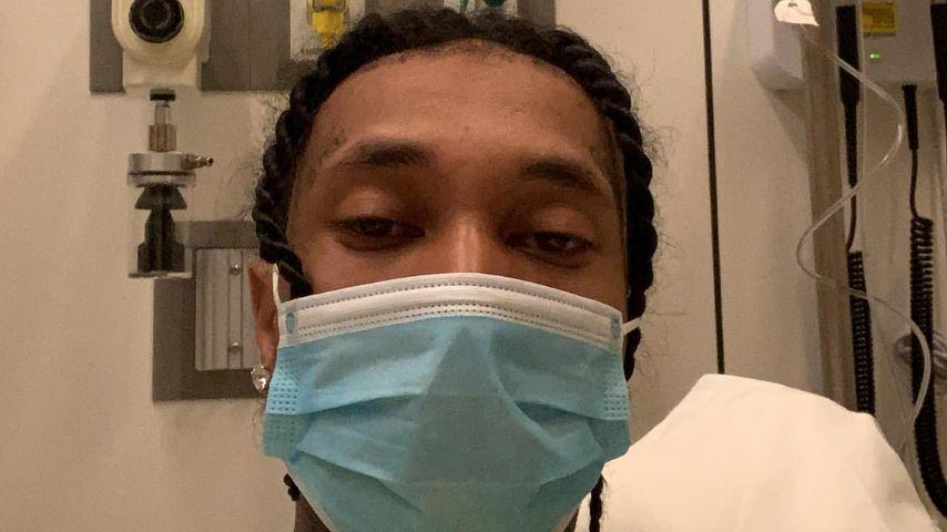 Konzertabsage! Tyga meldet sich jetzt aus dem Krankenhaus