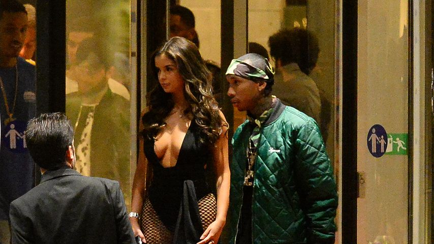 Über Kylie Jenner hinweg? Tyga datet sexy Dessous-Model