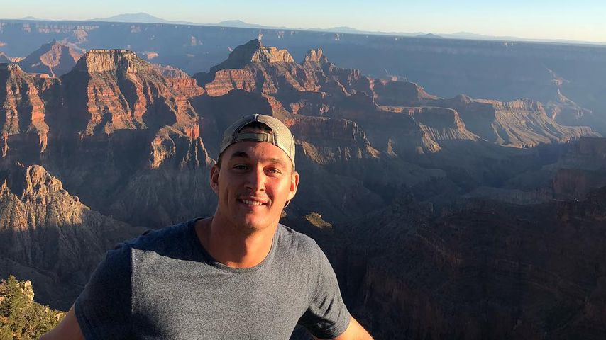 Tyler Cameron, US-Bachelorette-Zweitplatzierter