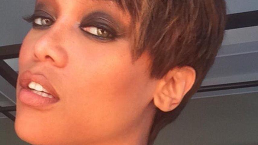Krasser Wandel: Tyra Banks schockt mit Pixie Cut!