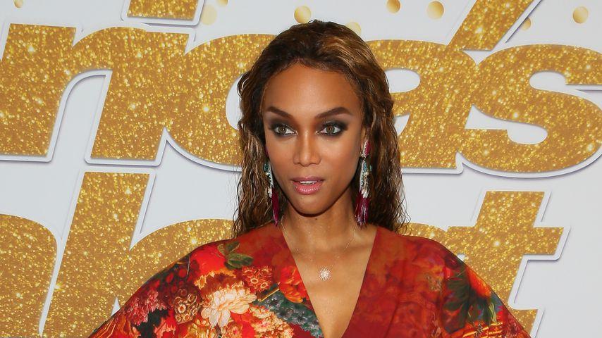 "Tyra Banks bei ""America's Got Talent"" im September 2018"