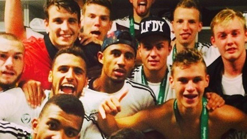 Sieg! WM-Stars feiern deutsche U19-Europameister