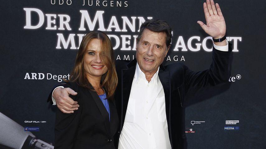 Udo Jürgens mit Tochter Jenny