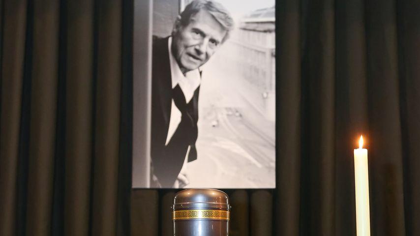 Udo Jürgens' Urne