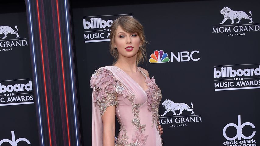 Überraschungsgast Taylor Swift bei den Billboard Music Awards 2018