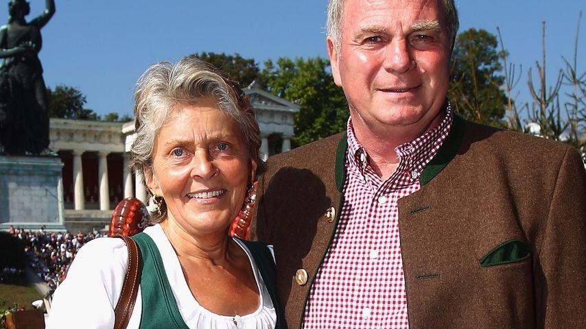 Uli Hoeneß und Susanne Hoeneß