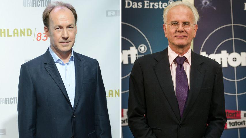 """Ulrich Noethen vs. Harald Schmidt: Zickenkrieg beim """"Tatort"""""""