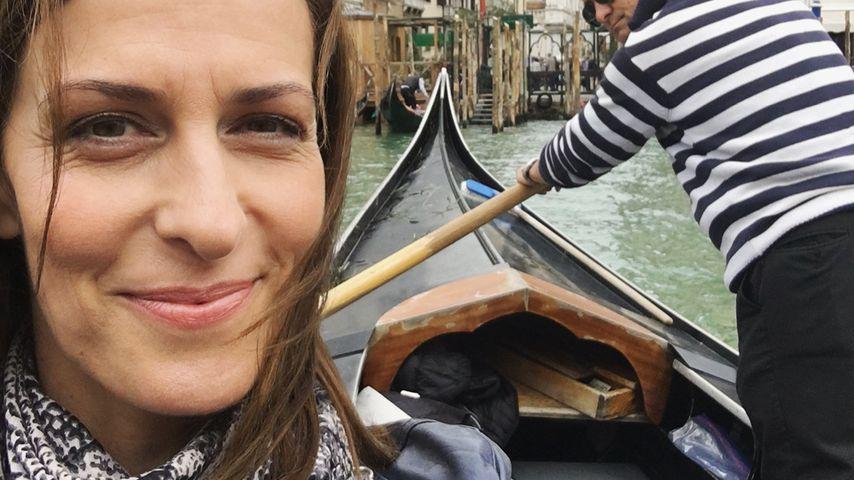 Ulrike Frank in Venedig
