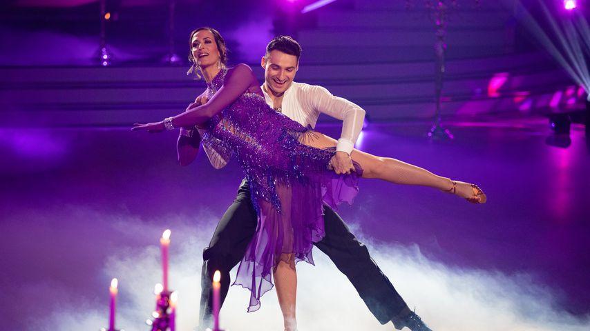 """Ulrike Frank und Robert Beitsch bei """"Let's Dance"""""""