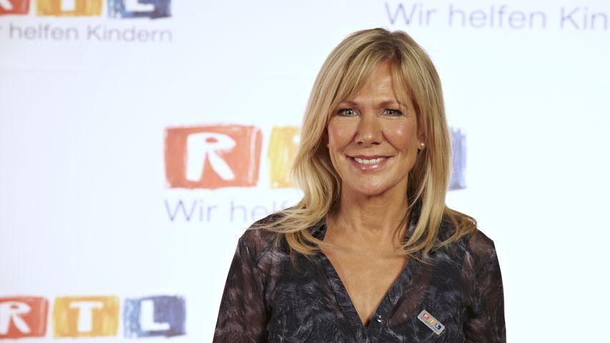 Ulrike von der Groeben beim RTL Spendenmarathon 2014