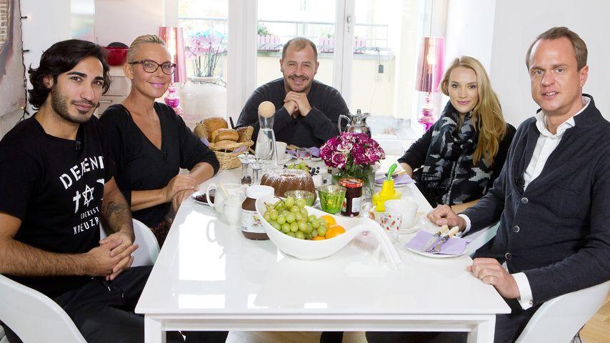 Umut Kekilli, Natascha Ochsenknecht, Willi Herren, Anna Hofbauer und Alexander Posth