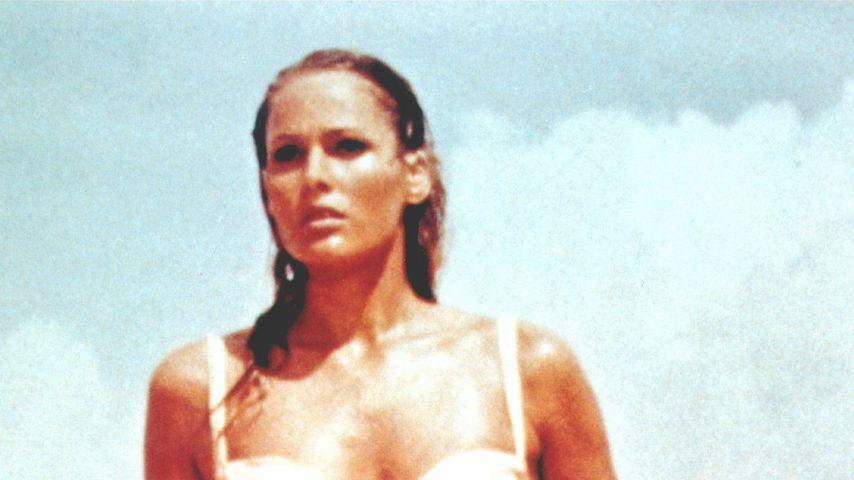Ursula Andress: Sexiest Bond-Girl aller Zeiten!