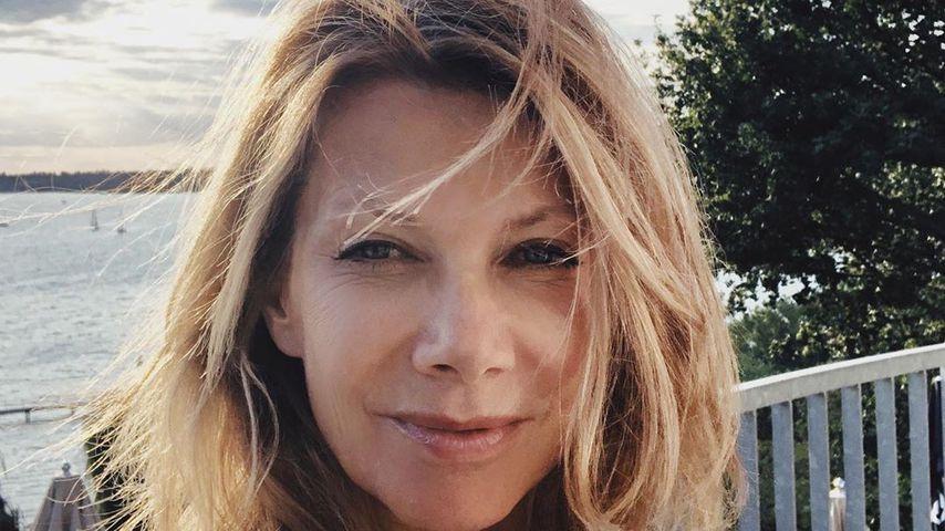 Ursula Karven entkam knapp einer Querschnittslähmung