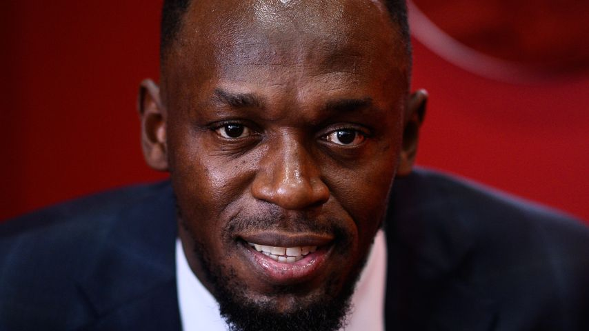 Usain Bolt 2019 in Melbourne
