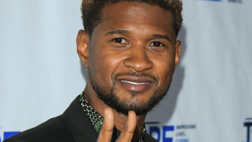 Usher bei einer Gala