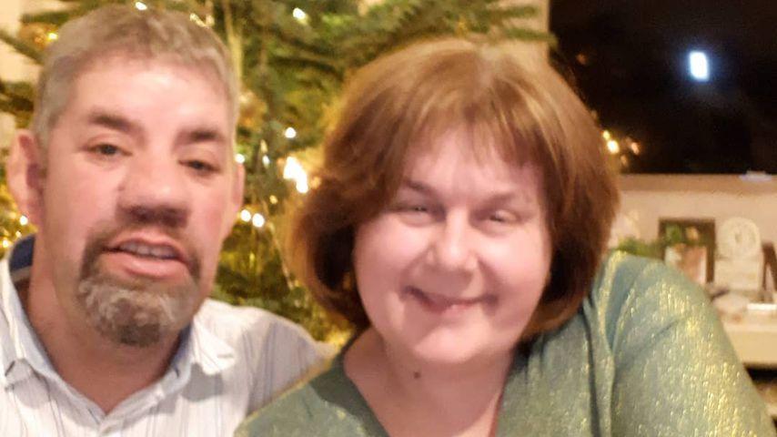 Uwe und Iris Abel im Jahr 2018