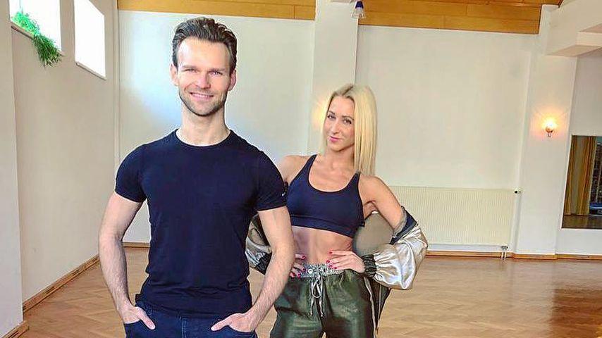 "Vadim Garbuzov und Kathrin Menzinger, ""Let's Dance""-Profis"