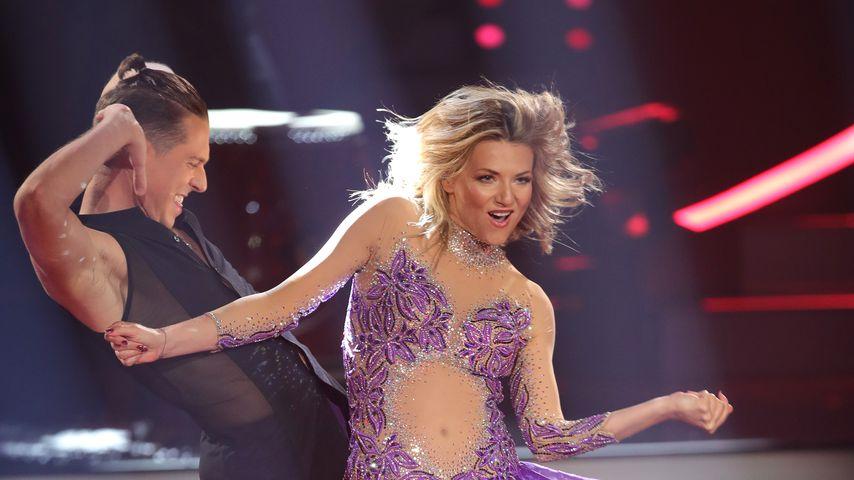 """Valentin Lusin und Ella Endlich bei """"Let's Dance"""""""