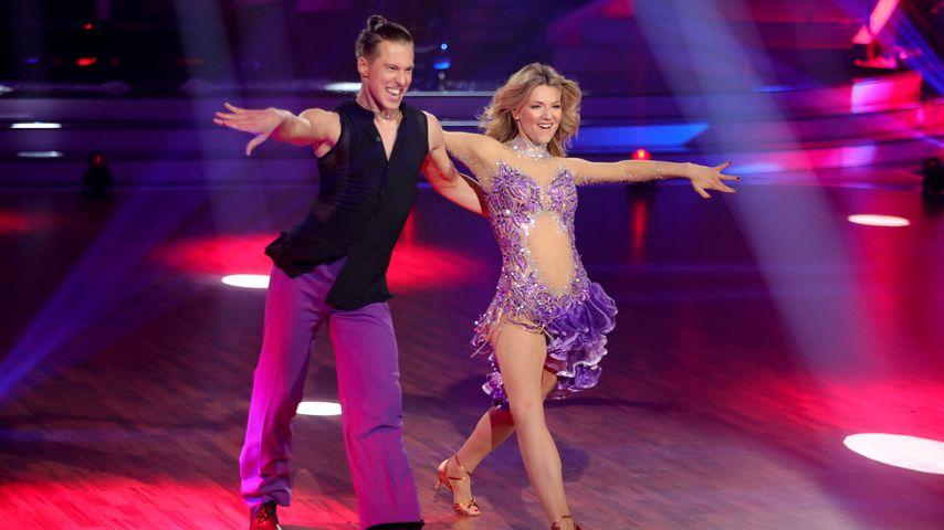 """Valentin Lusin und Ella Endlich bei """"Let's Dance"""" 2019"""