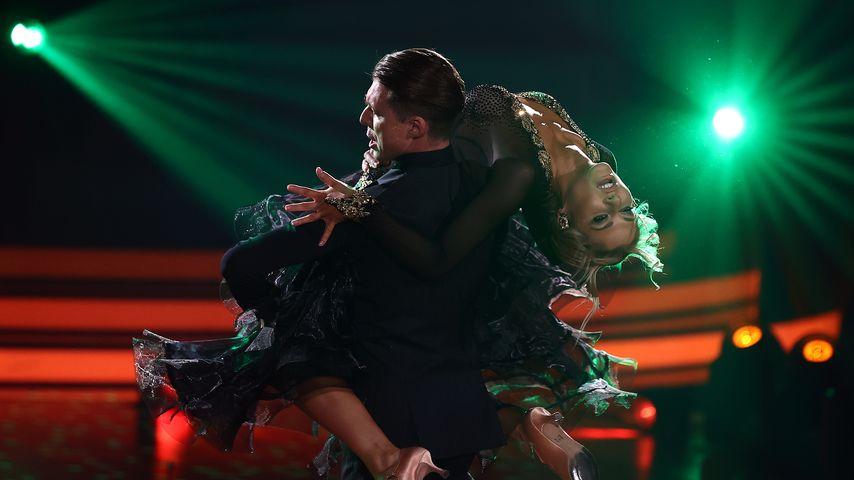 """Achte """"Let's Dance""""-Show: Welcher Promi hat die Nase vorn?"""