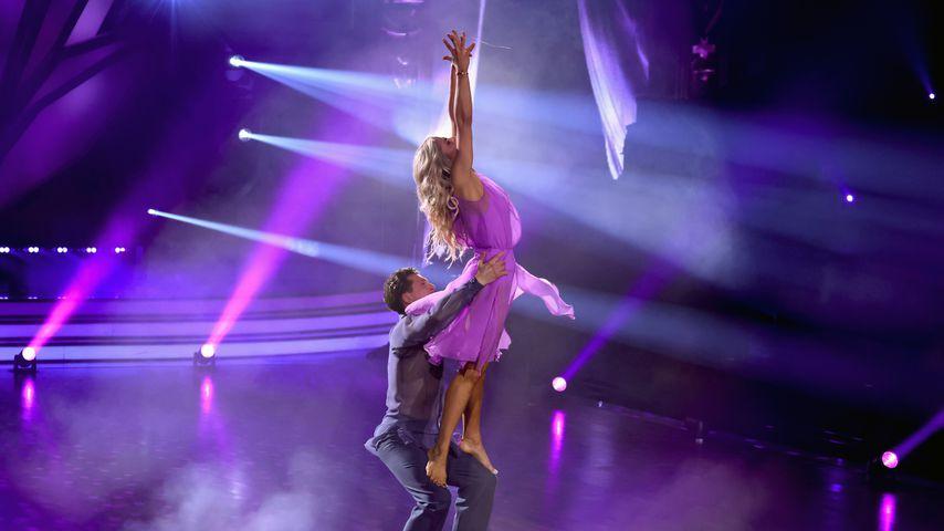"""Valentin Lusin und Valentina Pahde bei """"Let's Dance"""""""