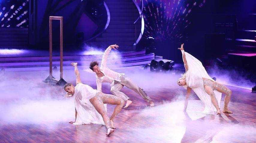 """Valentin Lusin, Valentina Pahde und Cheyenne Pahde bei """"Let's Dance"""""""