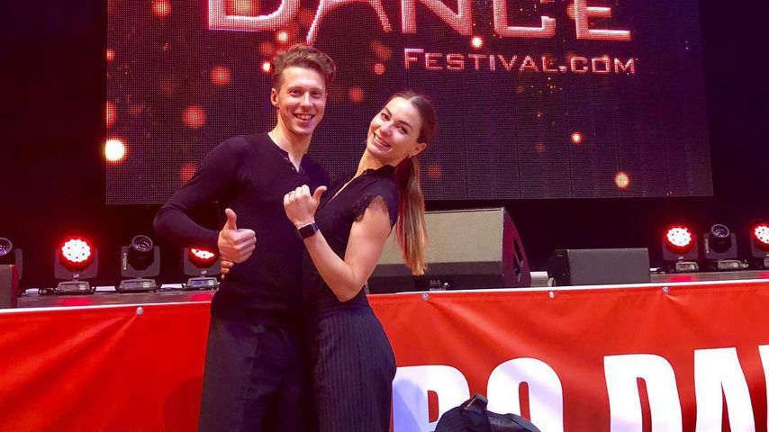 """""""Let's Dance""""-Renata hat genug Zeit für ihren Schatz"""