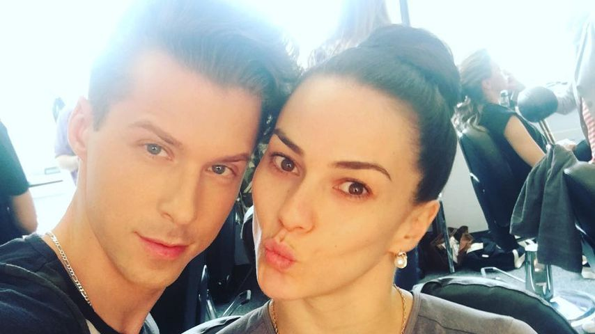 Valentin und Renata Lusin, Tanzprofis
